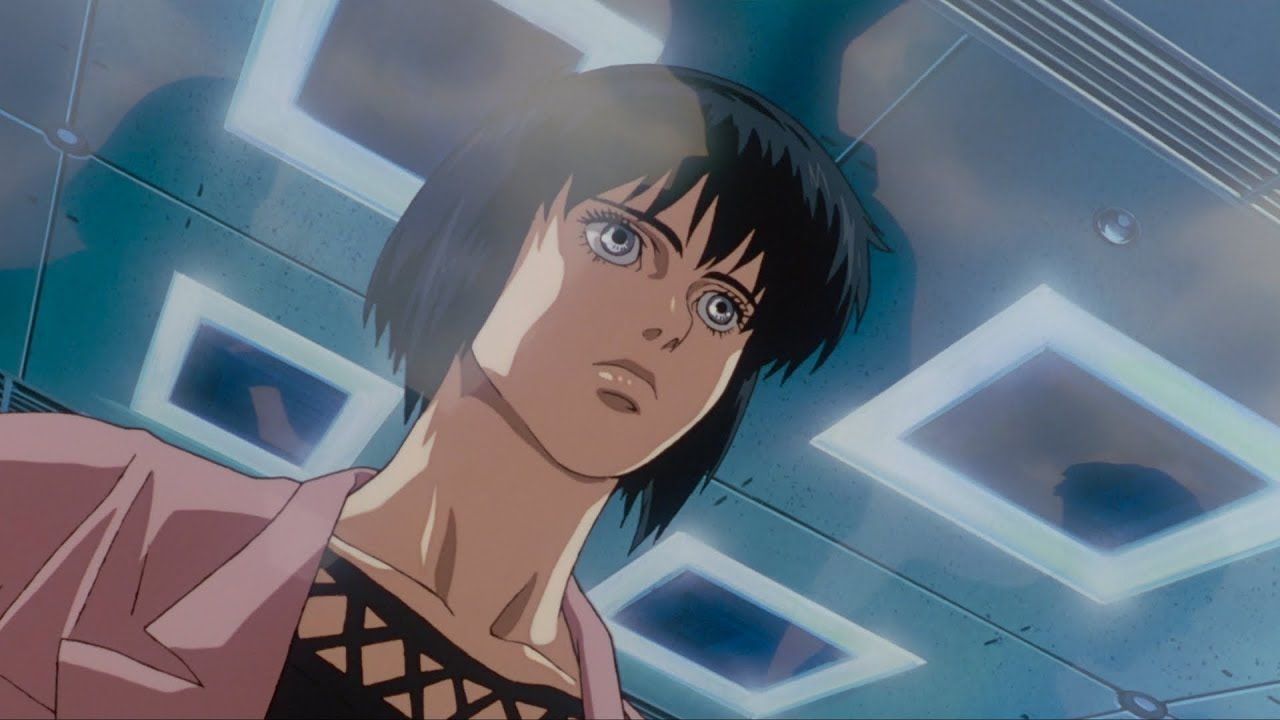 Ghost In The Shell 1995 Cityscape 2029 Uhd 4k Hdr Youtube In 2020 Ghost In The Shell Anime Ghost Ghost