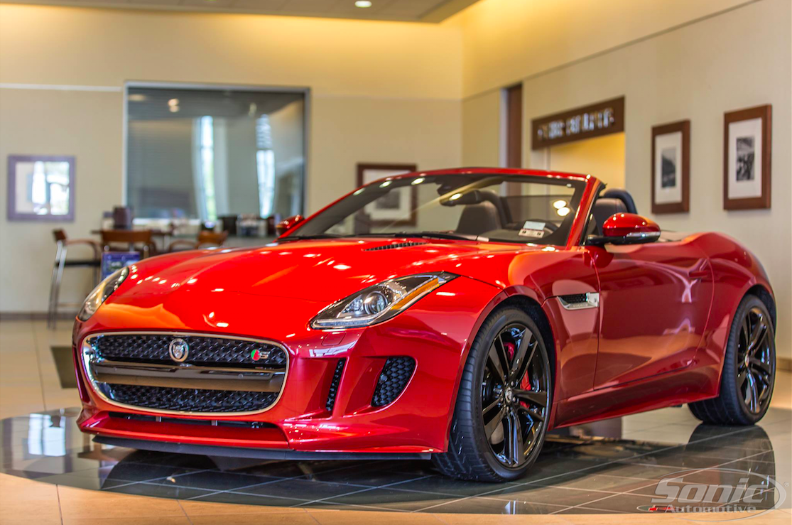 The bloodline continued. F TYPE Jaguar f type, Sports