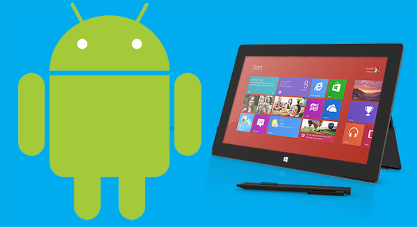 How to run all the 750,000 Android apps on Microsoft