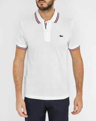 Lacoste PH4014-00 - Polo - Homme, Bleu - Blau (Navy Blue 166), Medium