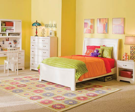 Adorable Kids Rooms From Raymour Flanigan Girls Bedroom Sets Furniture Room
