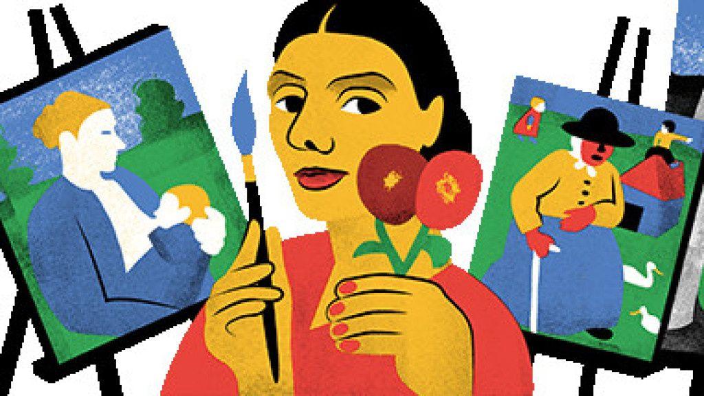 Photo of Google Doodle: Wer ist Paula Modersohn-Becker?
