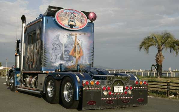 Peterbilt Truck Drivers And Trucks On Pinterest: Big Rig Custom
