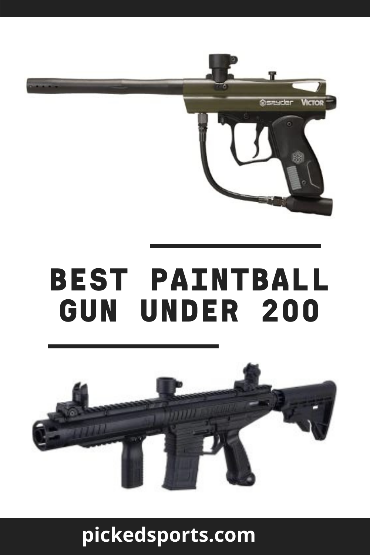 Pin On Paintball Guns