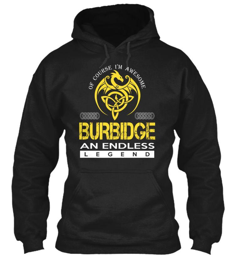 BURBIDGE An Endless Legend #Burbidge