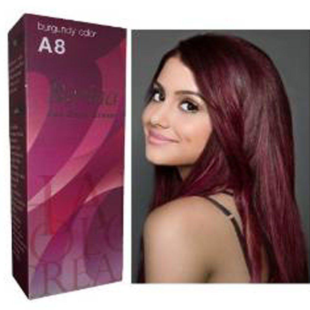 Image Is Loading Salon Berina Hair Color A24 Cream Magenta Permanent