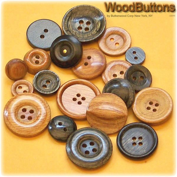 WoodButtons.com - Wooden Buttons Wood Beads Toggles Made Of Exotic Fine Woods