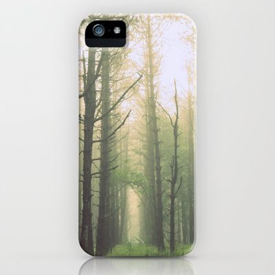 Obscurity iPhone Case by S. Ellen - $35.00