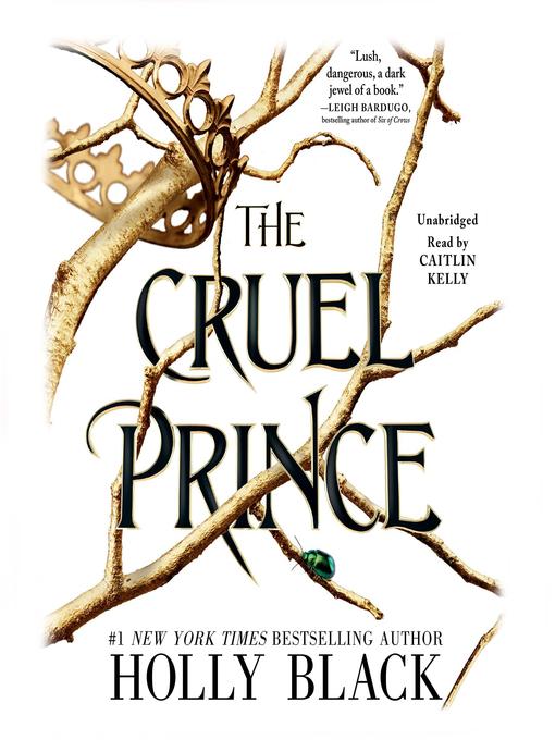 The Cruel Prince by Holly Black (12h36m) #Lib2Go #FSPL #Audio #FirstLine: