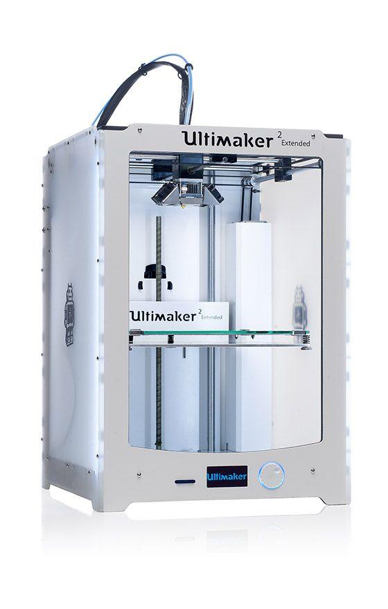 Ultimaker 2 Extended Ultimaker Printer, Small 3d