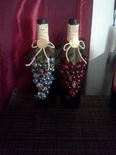 Botellas De Vino Decoradas Para Primera Comunion.Botellas Decoradas Para Primera Comunion Botellas