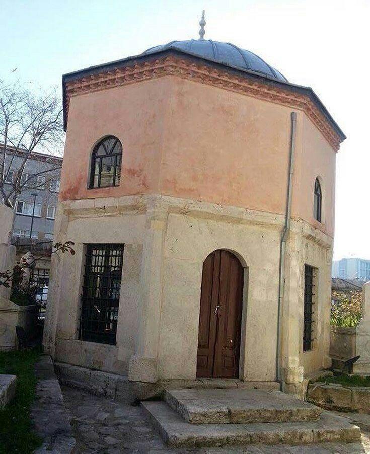 قبر السلطانة خديجة أخت السلطان سليمان القانوني و زوجة الصدر الأعظم إبراهيم باشا في اسطنبول الدولة العثمانية House Styles Mansions House
