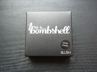 Review: Be A Bombshell Blush in Sweet Cheeks