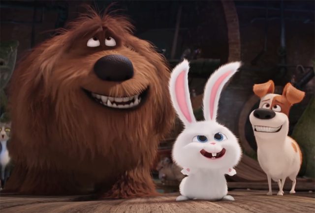 New Secret Life Of Pets Trailer Features Kevin Harts Snowball Http