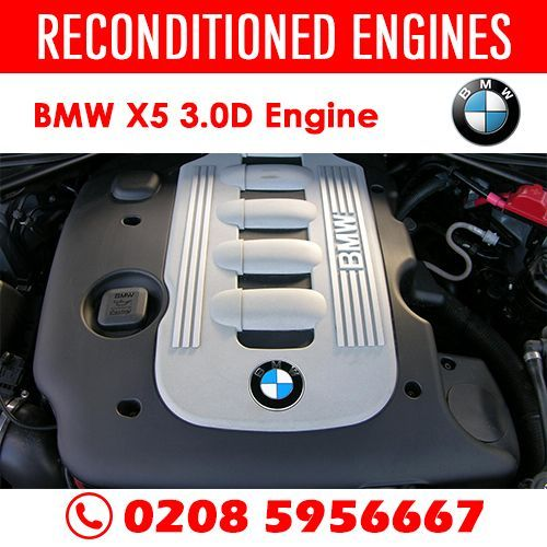 Rebuilt, Remanufactured & Reconditioned BMW X5 Engine For