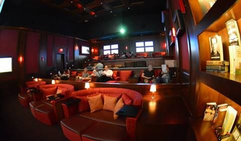 Movie parlor at cinetopia overland park 18 cinetopia - Living room theaters fau movie times ...