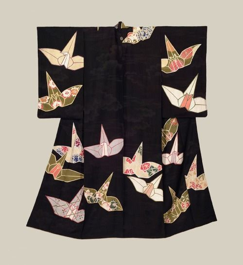 Taisho kimono period (1912-1926)
