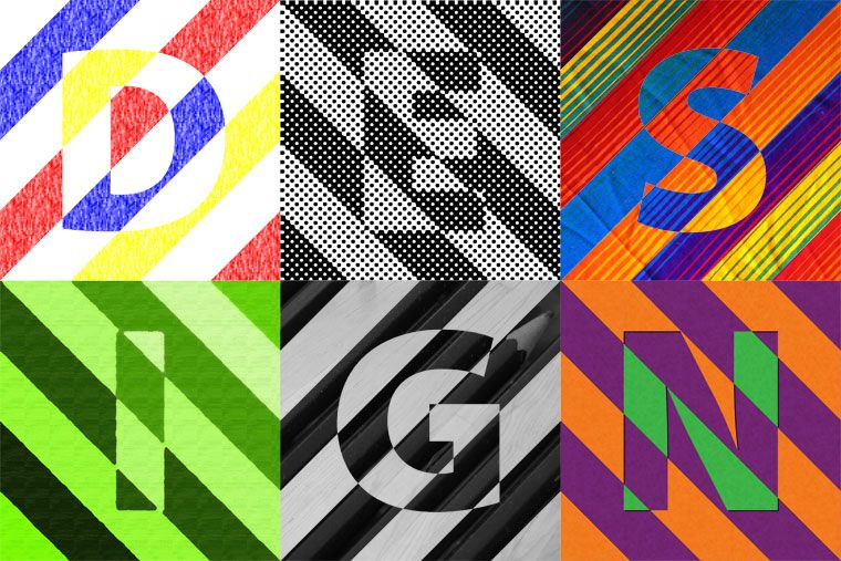 Color Design Art : Complementary and analogous colors color art