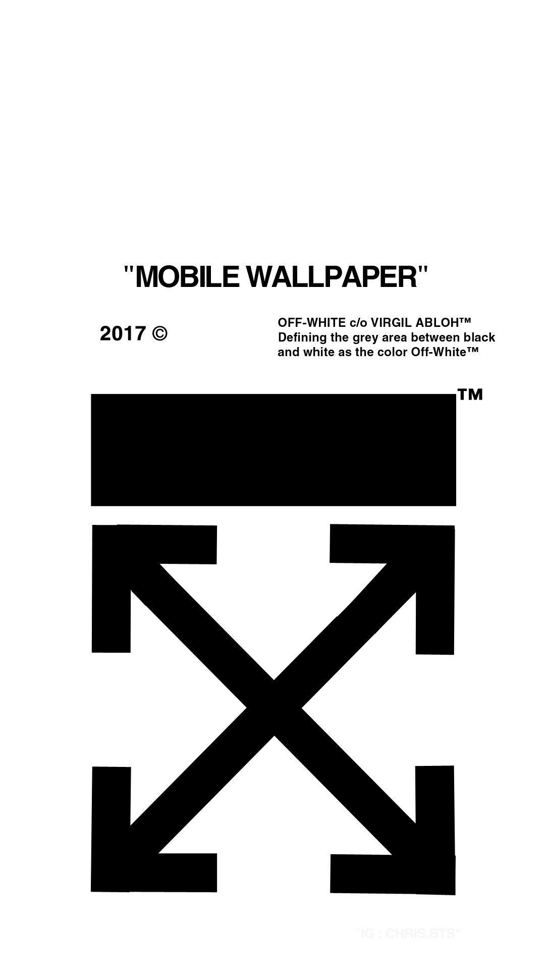 OFF-WHITHE White Wallpaper   Wallpapers⭐ en 2019   Hypebeast wallpaper, White wallpaper for ...