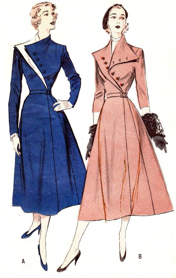 Butterick 5193; Sz 14/Bust 32 | Sewing ideas | Pinterest | Kleidung ...