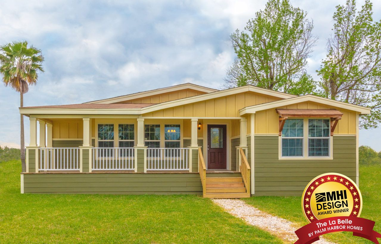 Palm Harbor 39 S The La Belle Vr41764d Is A Manufactured Home