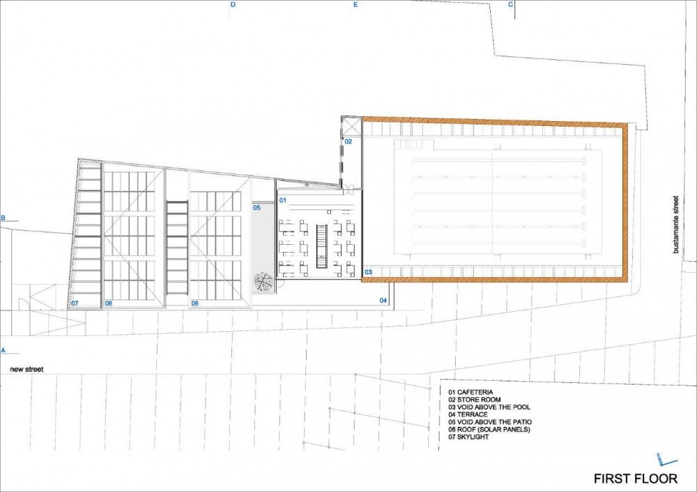 Indoor Swimming Pool In Toro / Vier Arquitectos Part 91