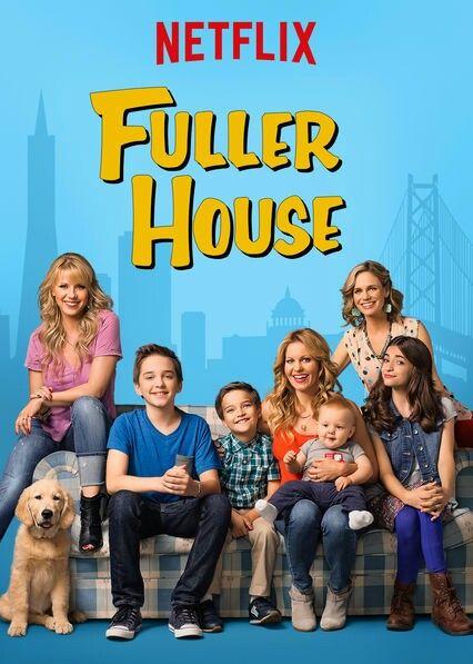 Pin by inno2Tv on TV Series | Fuller house, Fuller house season 1