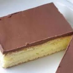 Schoko-Pudding-Kuchen (Blechkuchen) #chocolatecupcakes