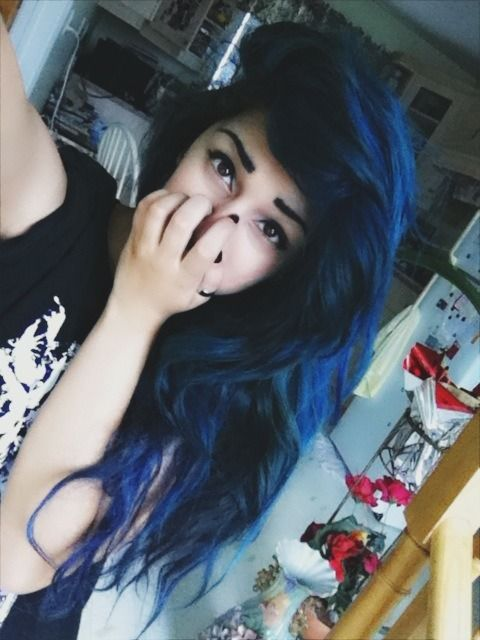 So Im Getting Extensions And Can Dye Them Any Color I Need Two