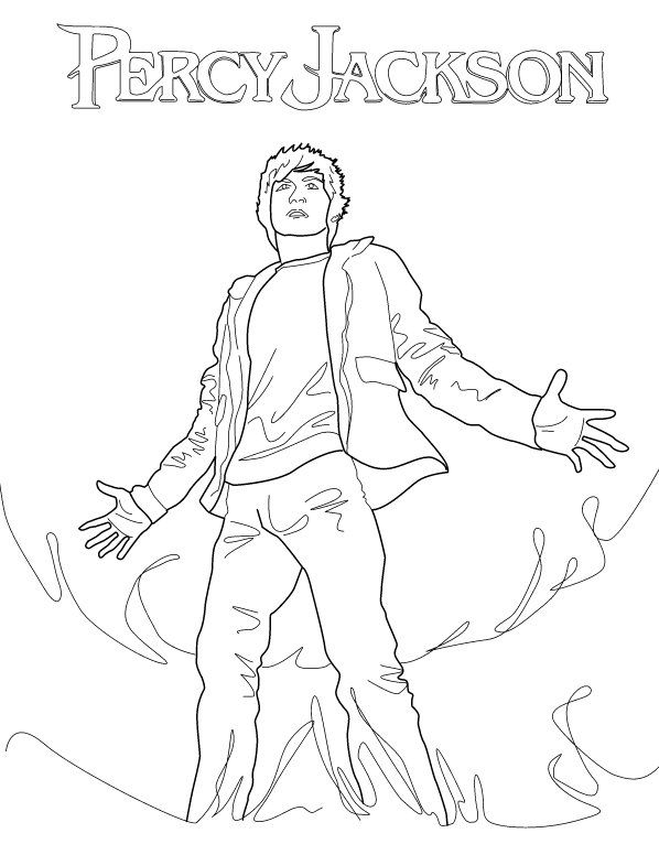 Tweetemail Tweetemail Seven Activities To Use With The Lightning Thief Click On The Images Percy Jackson Monster Coloring Pages Percy Jackson Lightning Thief