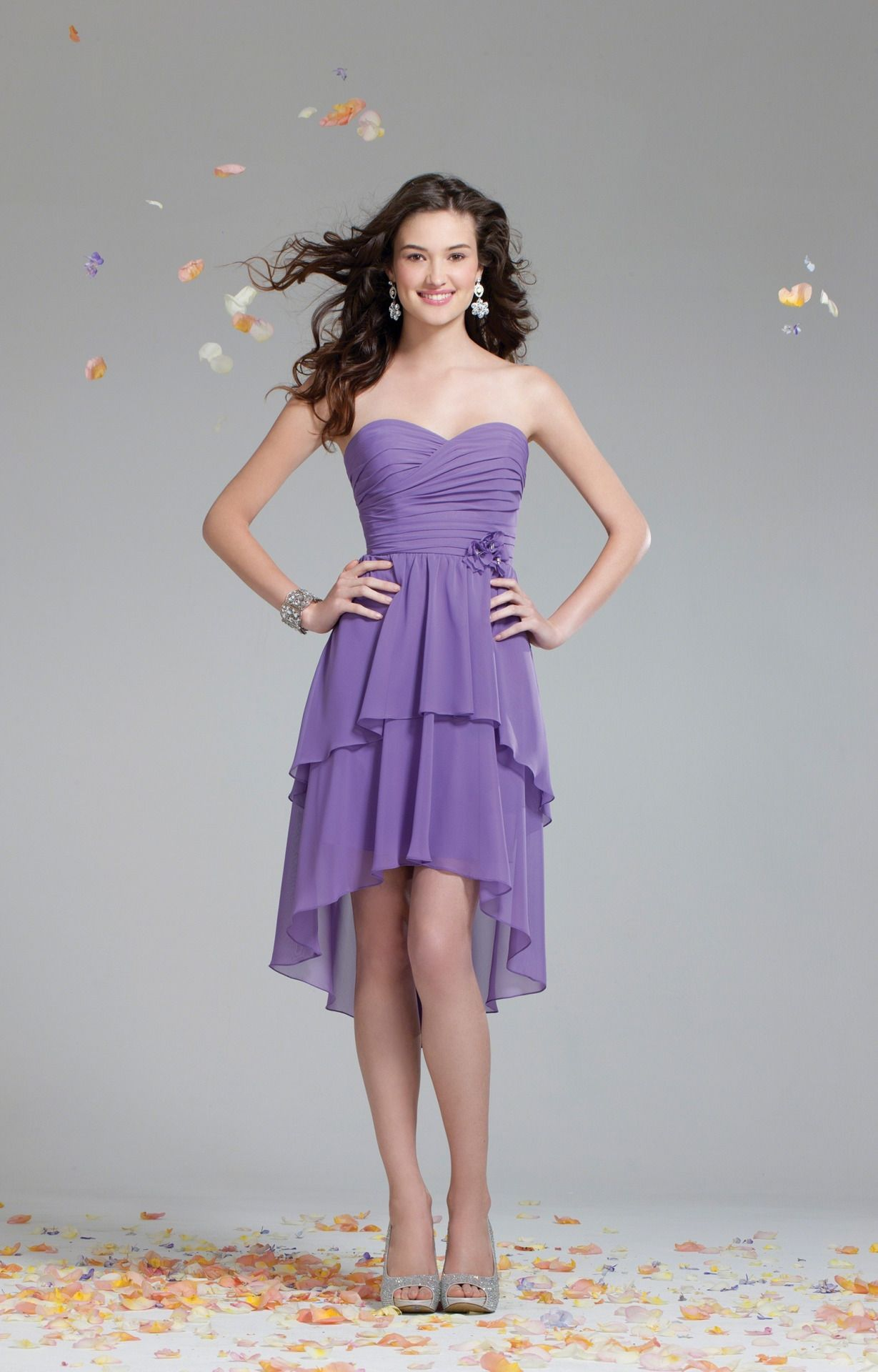 Dorable Vestidos De Descuento Alfred Angelo Dama De Honor Ideas ...