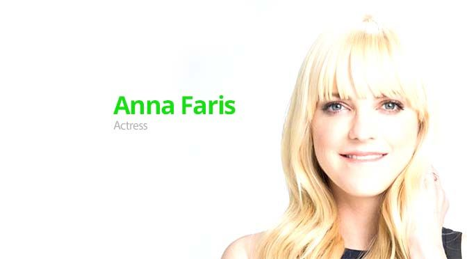 AnnaFaris has been mainly recognized as a comedic performer for her appearances in numerous comedy films throughout her career.