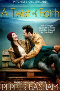 A Twist of Faith My Review Christian fiction books