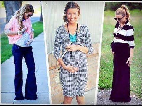 Ropa Para Embarazadas Otoño Invierno | Moda Para Chicas | Pinterest ...