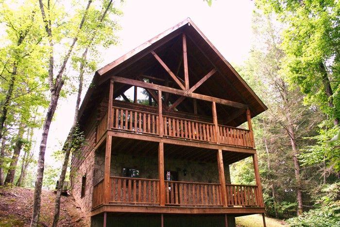 Genial Cobbly Nob Vacation Rental   VRBO 467992   1 BR Gatlinburg Cabin In TN,  Romance