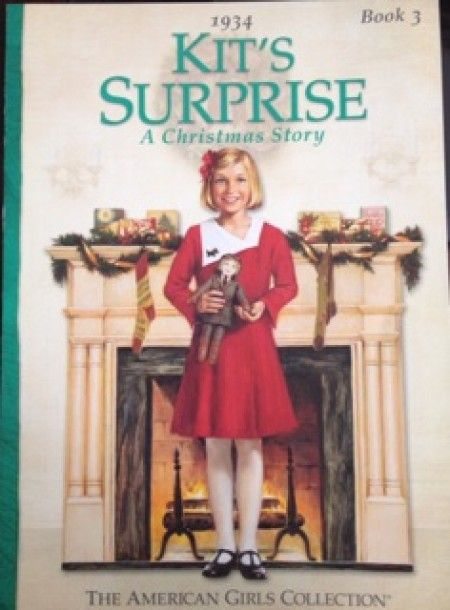 410 Kits Surprise A Christmas Story Book 3 Book Stores Children