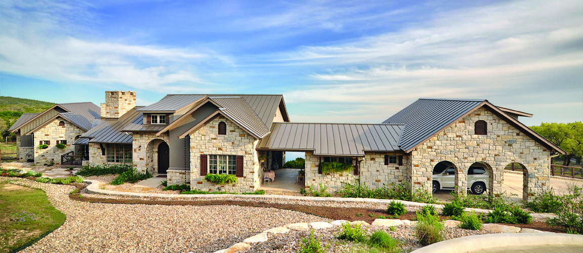 Drexel Metals Medium Bronze Metal Roof In Texas Our