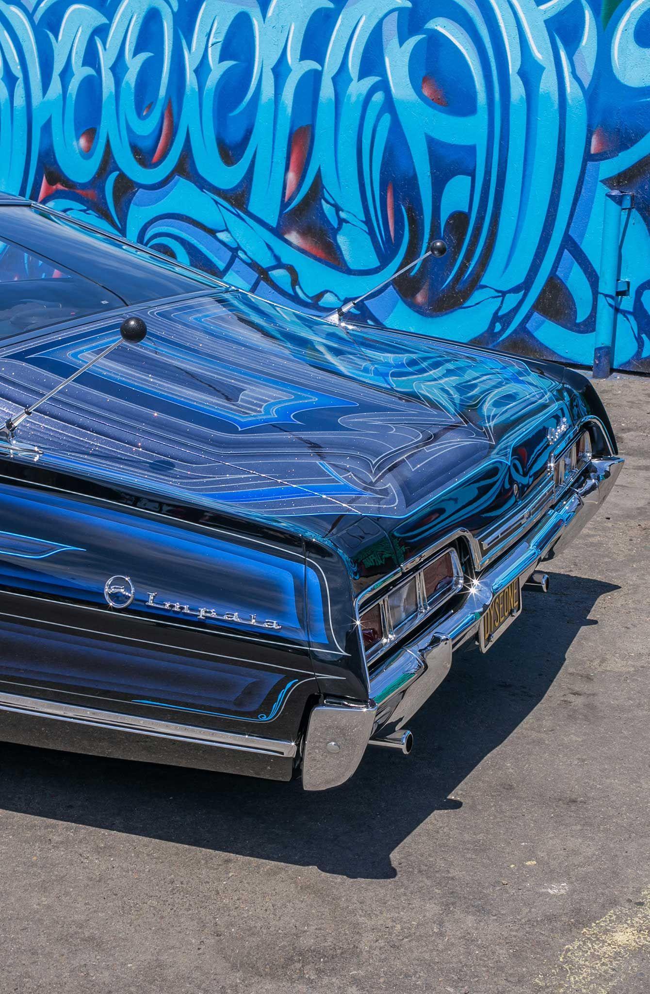 1967 Chevrolet Impala Flashback Fastback Chevrolet Impala
