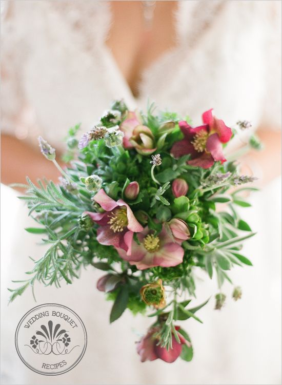 Natural Wedding Bouquet | Wedding, Ranunculus and Flowers
