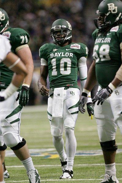 RGIII during the Alamo Bowl | Baylor | Football, Nfl