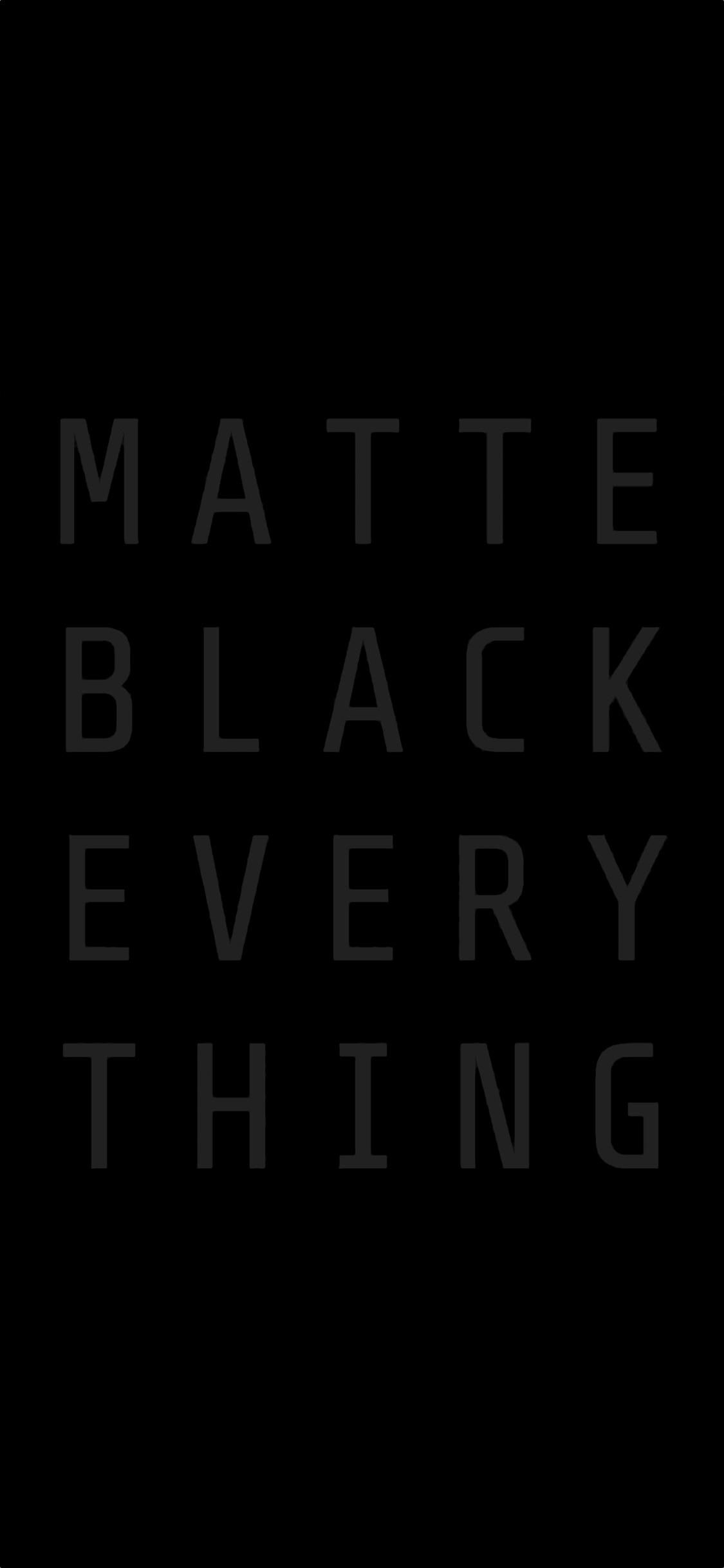 Matte Black Iphone Wallpaper Apple Wallpaper Iphone Iphone Wallpaper Black Wallpaper Iphone