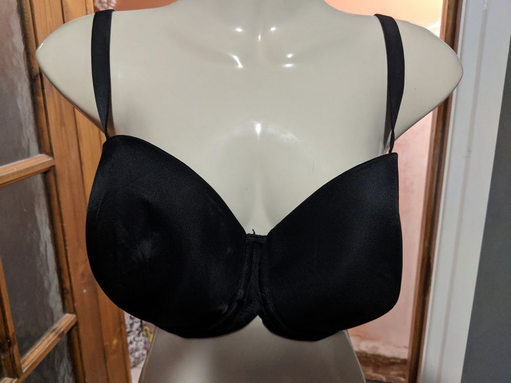 e97eb8e785e98 Marks and Spencer Bra Size 34G Black Strapless Bra used  fashion  clothing   shoes  accessories  womensclothing  intimatessleep (ebay link)