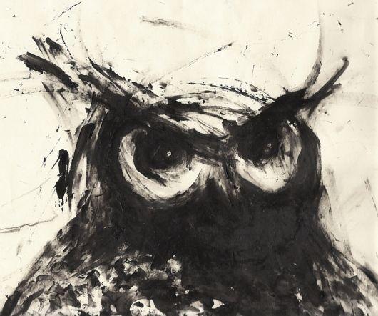 Owl by Neil Hanlon