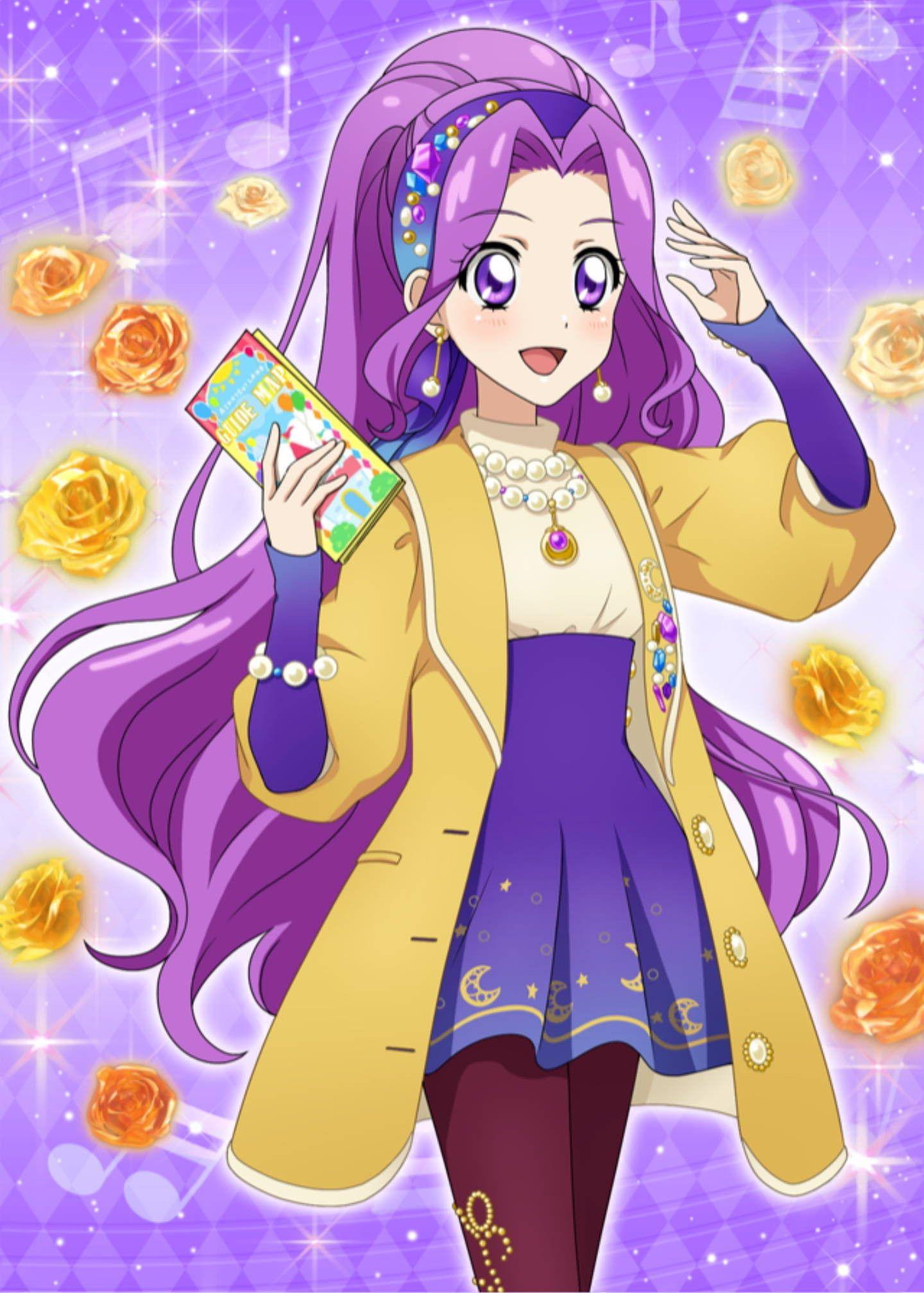 Aikatsu Photo On Stage Cardlist Page 2 Aikatsu Wiki Fandom Trong 2020 Anime Xử Nữ Dễ Thương