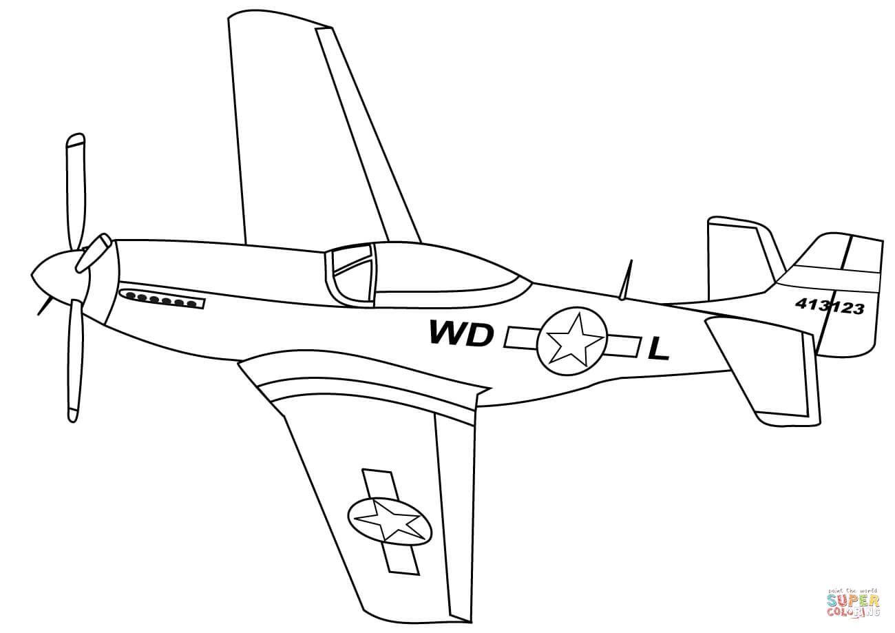 P-9 Mustang | Super Coloring | 9 | Pinterest | Mustang