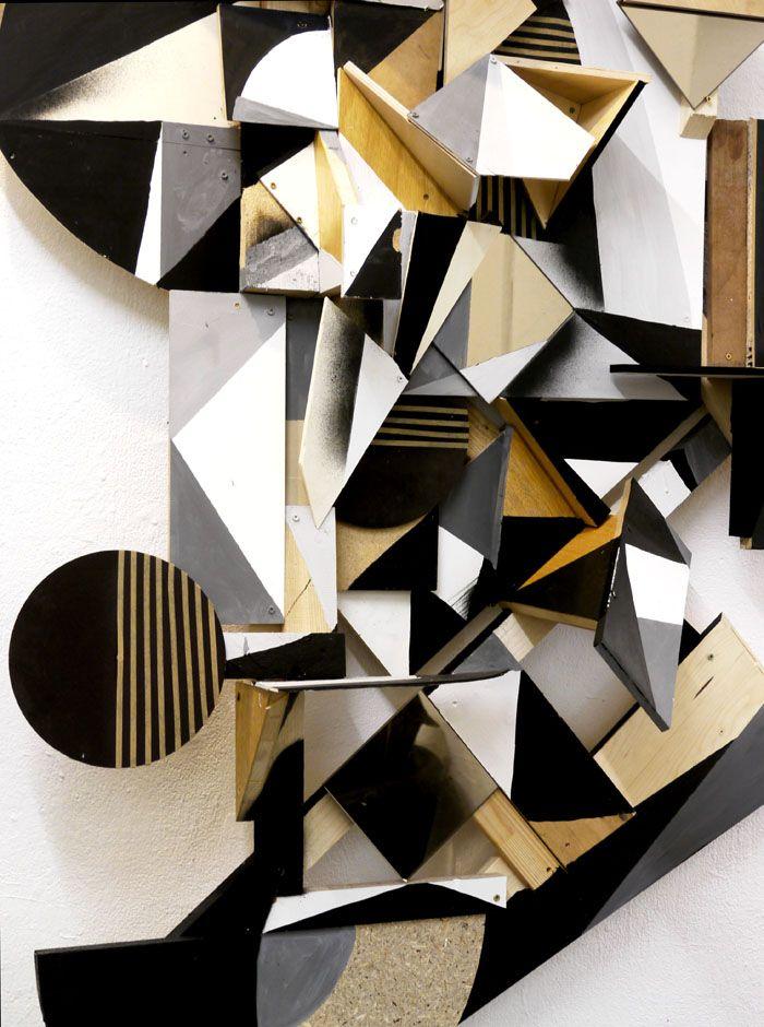 CLEMENS BEHR http://www.widewalls.ch/artist/clemens-behr/ #graffiti #sculpture