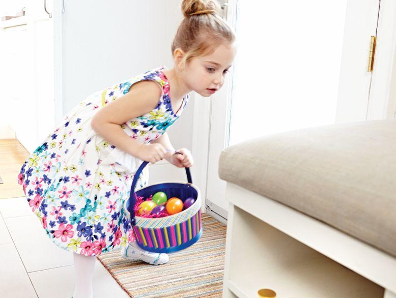 10 tips for planning a fun Easter egg hunt. #Easter #kids
