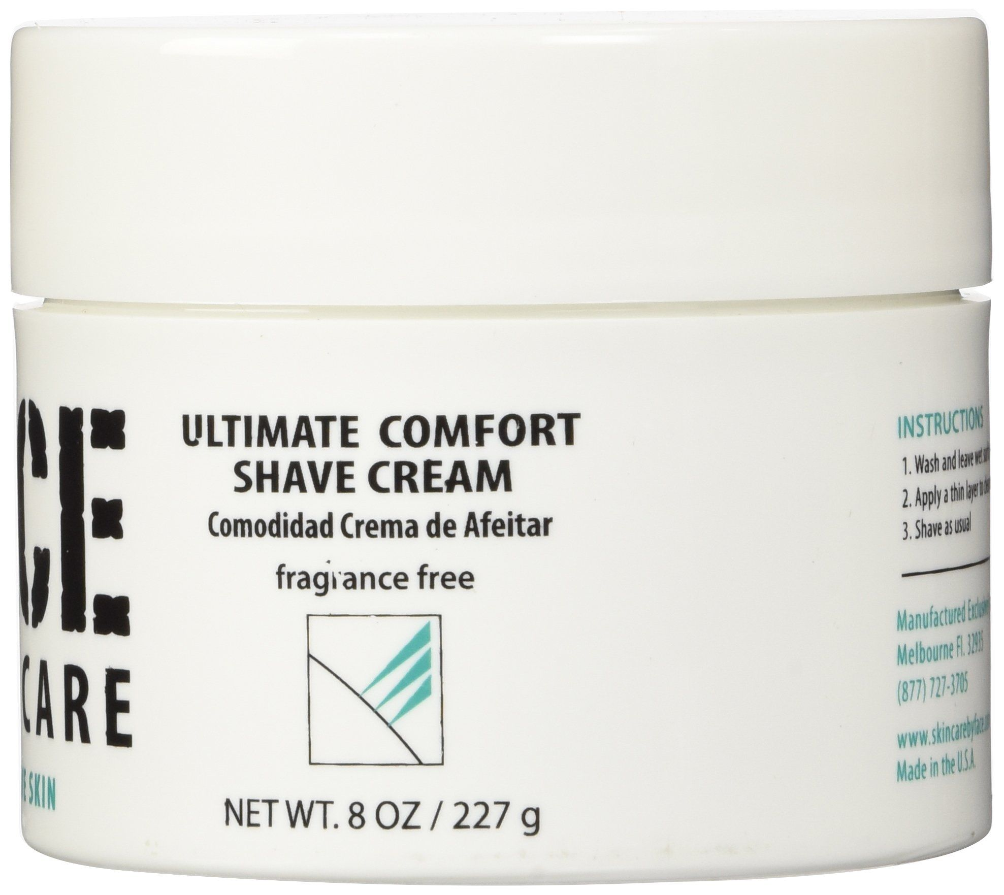 Ultimate Comfort Shaving Cream For Sensitive Skin Lab Series Alternative 8 Oz Jar More Info Could Be Fou Shaving Cream Sensitive Skin Fragrance Free Products