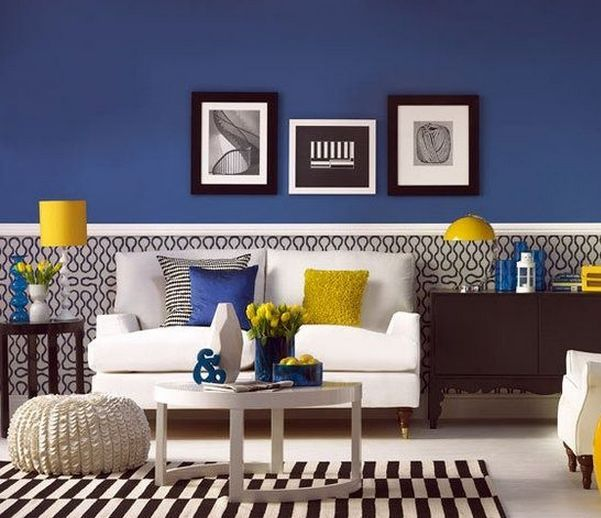 What Your Paint Color Says About You | Paredes pintadas, Color azul ...