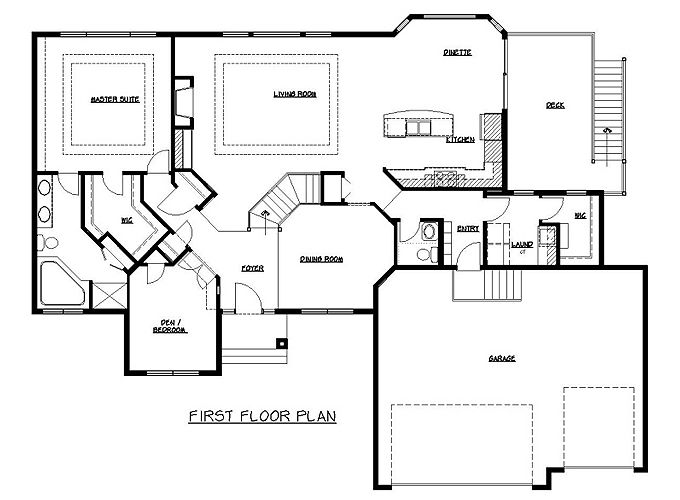 Rambler Floor Plans Plan 204185 Tjb Homes Floor Plans How To Plan House Plans